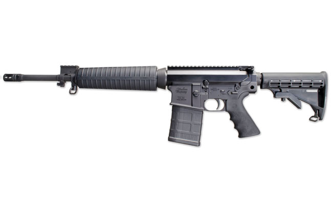 Top 25 AR Rifles for 2014 | Windham Weaponry .308 SRC