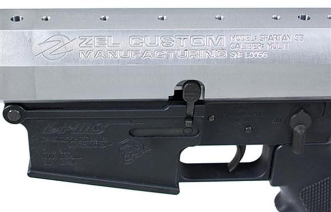 Zel Custom Spartan S3 Upper