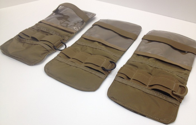 Mini Kit MK-7 Multicam Tactical Nylon Pouch from 20DollarBandit