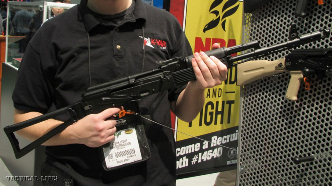 8 New AK Rifles For 2014 | Arsenal SAM7SF