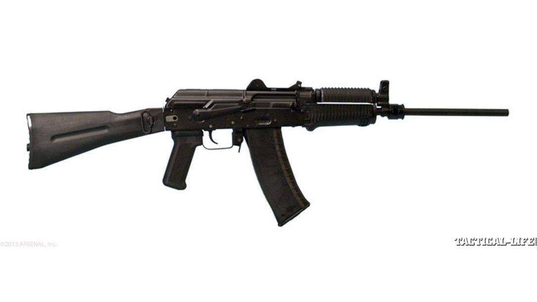 8 New AK Rifles For 2014 | Arsenal SLR-104UR Right Side