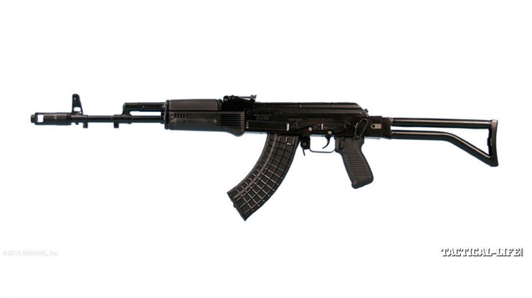 8 New AK Rifles For 2014 | Arsenal SAM7SF Left Side