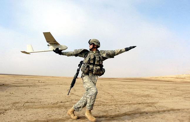 RQ-11B Raven UAS