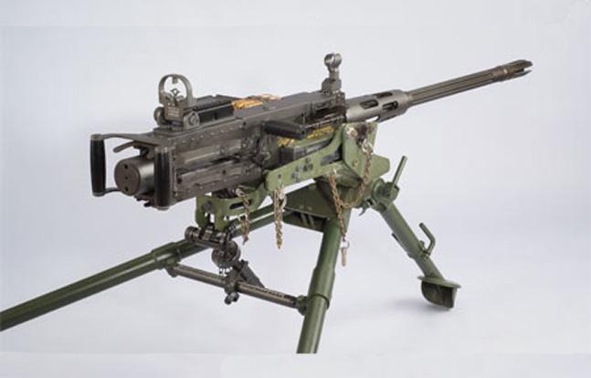 AUSA Winter Expo | CWA M3D Machine Gun