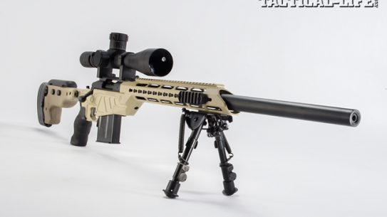 Accurate-Mag AM40A6 7.62mm bolt-action rifle
