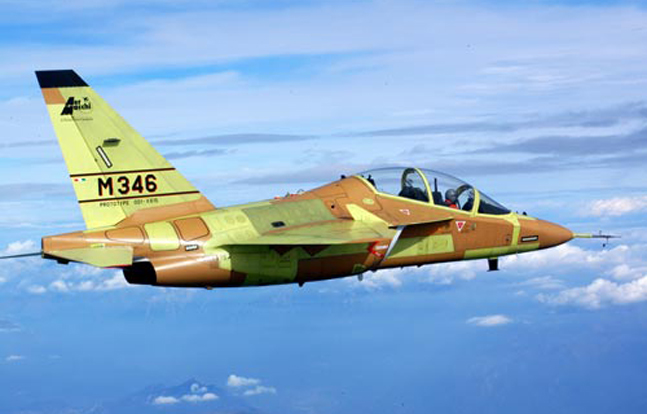 Defense contractors ST Aerospace and Alenia Aermacchi are set to deliver the final 12 M-346 advanced trainer aircraft to the Singapore Air Force