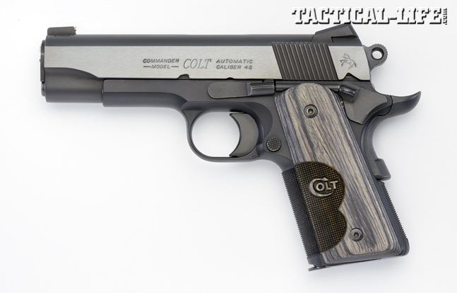 12 New Compact & Subcompact Handguns For 2014 | Colt Model 1911 Wiley Clapp Special Edition