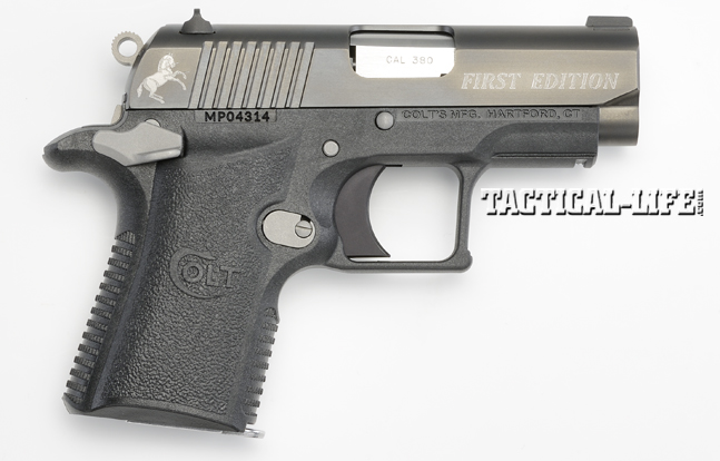 12 New Compact & Subcompact Handguns For 2014 | Colt Mustang XSP First Edition