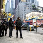 Counterterrorism - TIMES SQUARE NYC