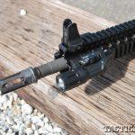 Daniel Defense SSP review muzzle