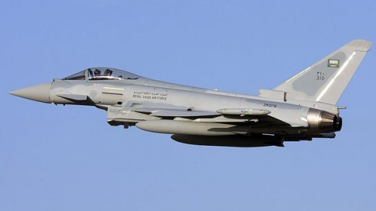 Germany is reducing its order of Eurofighter jets.