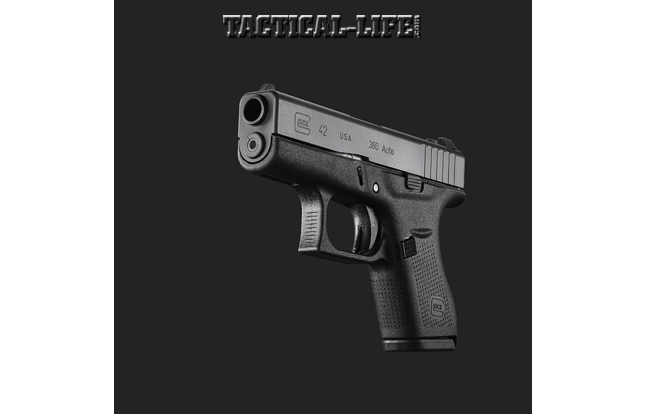 12 New Compact & Subcompact Handguns For 2014 | Glock G42