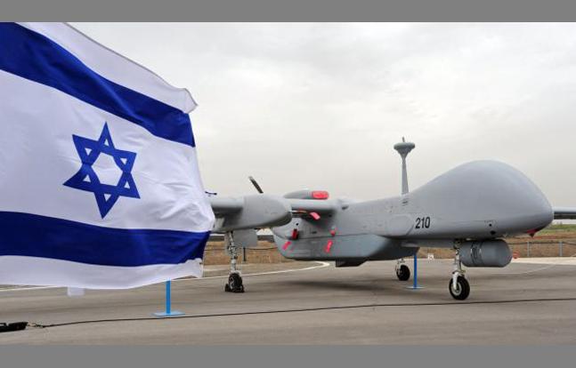 Israel Explores Larger Fleet of UAVs, Unmanned Subs