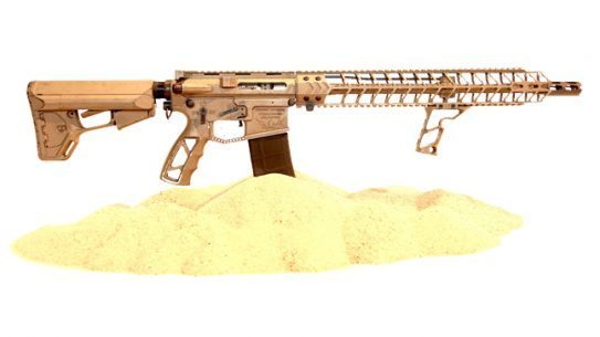 Sandman Nomad AR-15 Rifle from Jesse James Firearms Unlimited