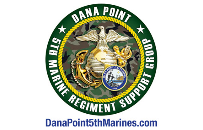 A Super Bowl party for active-duty service members and veterans raised more than $10,000 for the Dana Point 5th Marine Regiment Support Group