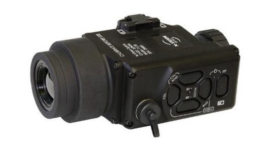 N-Vision Optics TC35 Clip-On Thermal Weapon Sight