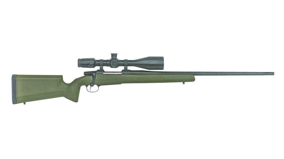 New Sporting Rifles for 2014 - CZ 550 Sonoran