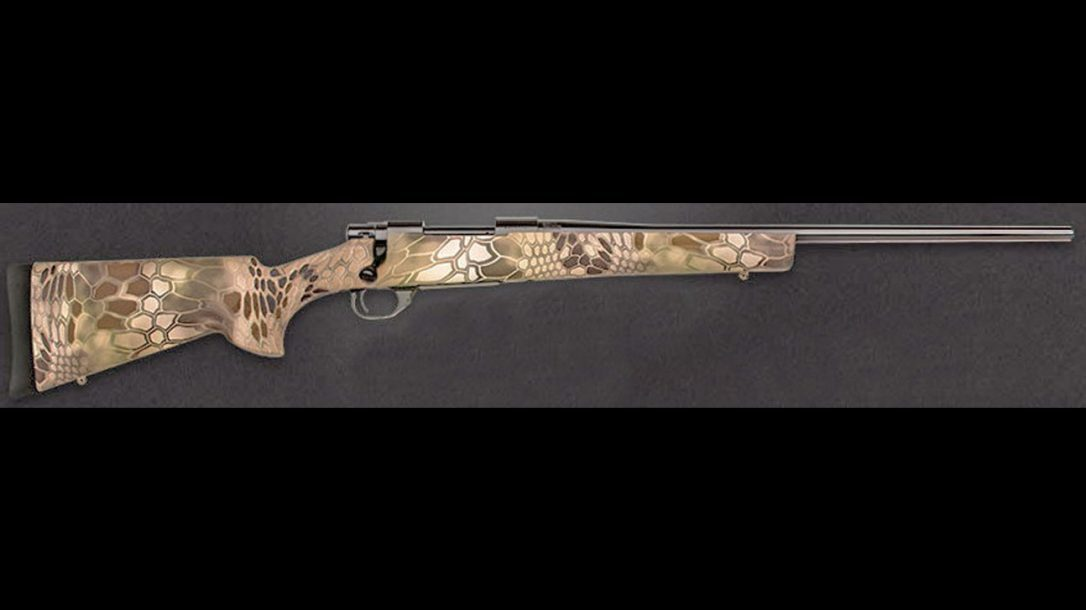 New Sporting Rifles for 2014 - Howa Kryptek