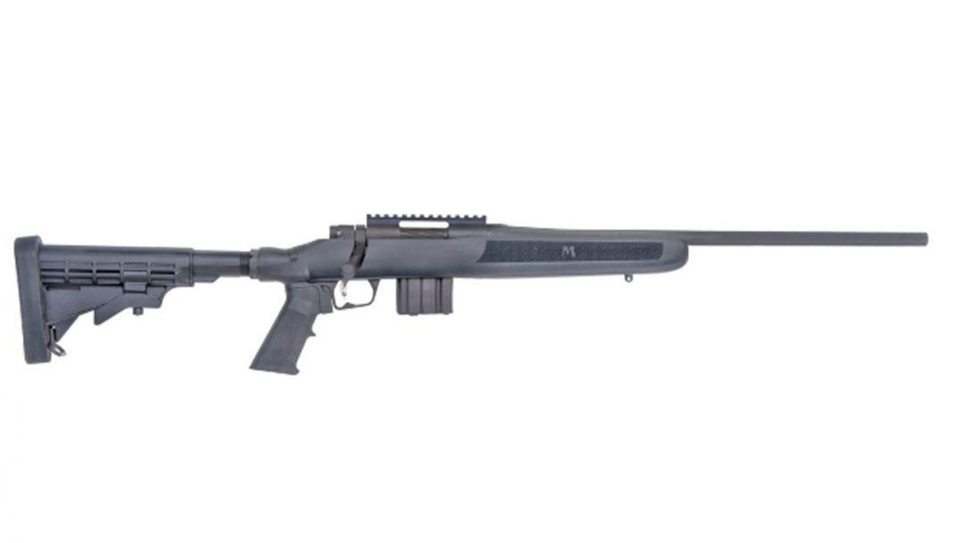 New Sporting Rifles for 2014 - Mossberg MVP Flex