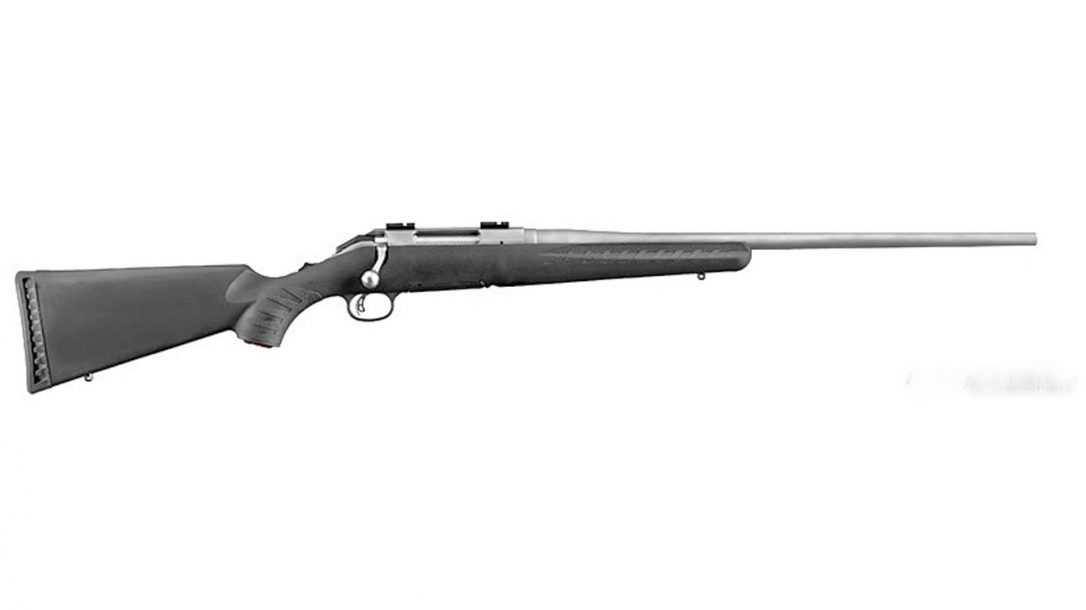 New Sporting Rifles for 2014 - Ruger American All-Weather