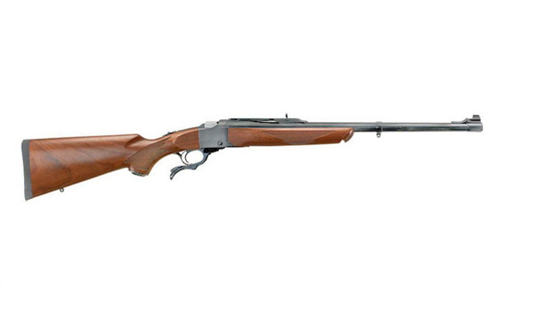 New Sporting Rifles for 2014 - Ruger No. 1