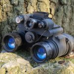 Night Vision Depot Binocular Night Vision Device with Gain Control