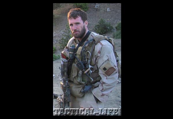 U.S. Navy SEAL LT. Michael Murphy