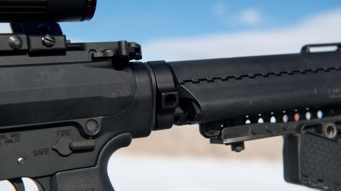 PWS-MK212 - Enhanced buffer tube