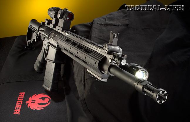 Ruger SR-762 7.62mm NATO AR Rifle   Gun Preview
