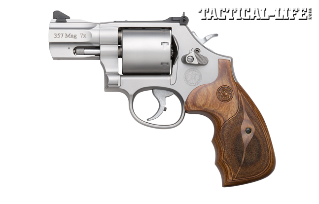 12 New Compact & Subcompact Handguns For 2014 | Smith & Wesson Performance Center 686