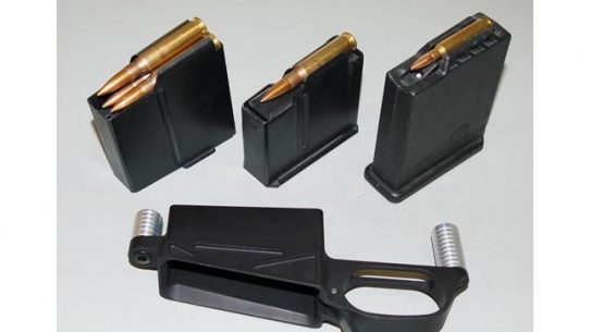 Stiller's Precision Firearms Detachable Bottom Metal