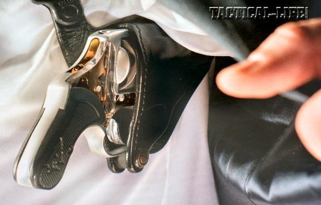 12 New Compact & Subcompact Handguns For 2014 | Taurus 85 View