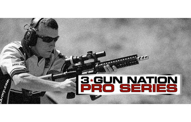 Three U.S. Army Marksmanship Unit (USAMU) Soldiers and an Army spouse officially joined their USAMU teammates on the 3-Gun Nation Series Pro Tour for 2014.