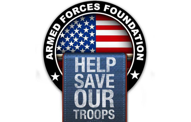 """UFC fighter Ryan Bader, winner of the eighth season of """"The Ultimate Fighter,"""" has donated $30,000 to the Armed Forces Foundation."""