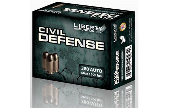 Civil Defense .380 Auto