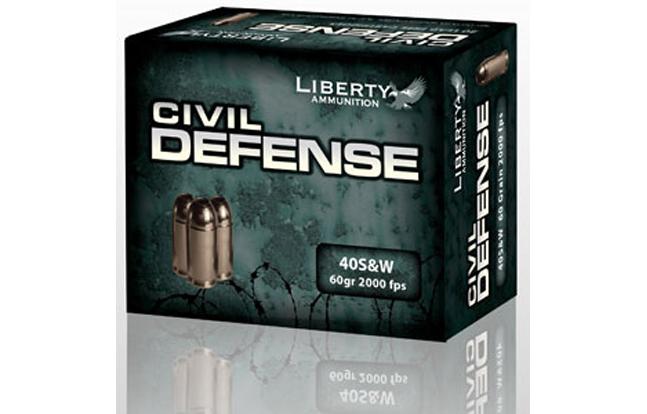 Civil Defense .40 S&W