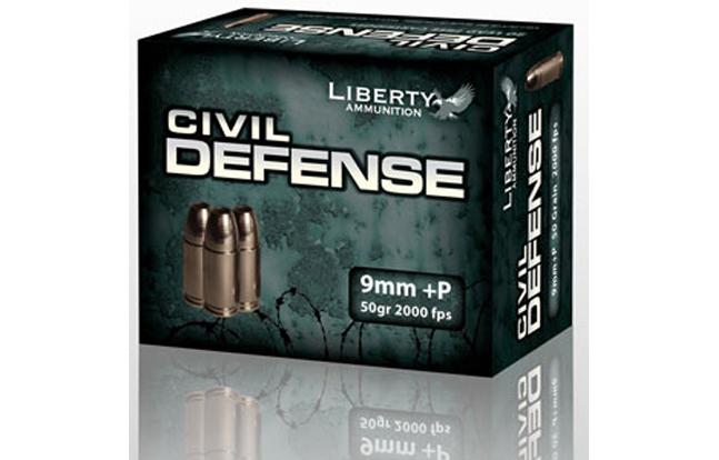 Civil Defense 9mm