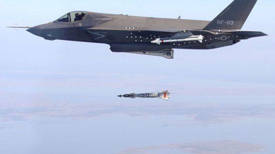Despite cracks found in the F-35B bulkhead, the program won't be delayed, Lockheed and the JPO said.