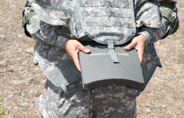BAE Improved Outer Tactical Vest (IOTV)