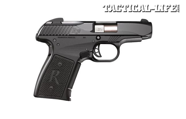 12 New Compact & Subcompact Handguns For 2014 | Remington R51