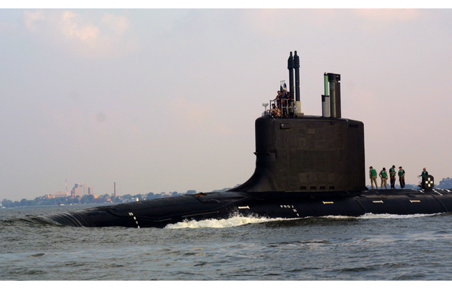 General Dynamics has been awarded a $520 million contract by the US Navy to purchase long lead-time material for four Virginia-class submarines.