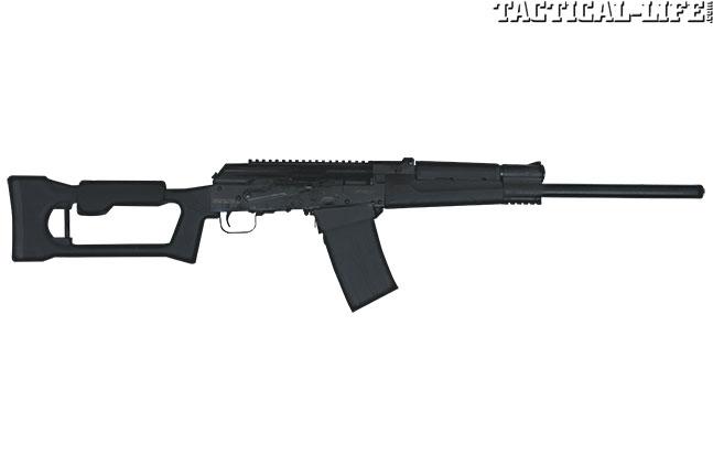 12 New Tactical Shotguns For 2014 - Catamount Fury II Skeleton Stock Profile