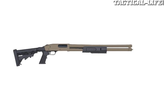 12 New Tactical Shotguns For 2014 - Mossberg Flex 500 Tactical