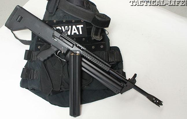 12 New Tactical Shotguns For 2014 - SRM Model 1216 Gen 2 w Vertical Mag