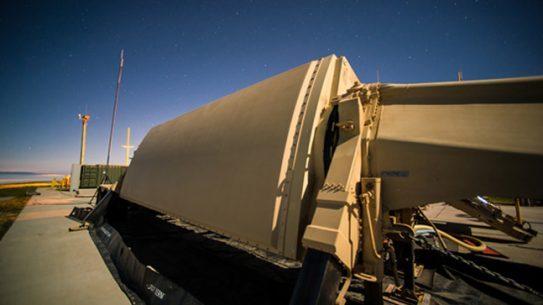 AN/TPY-2 Ballistic Missile Defense Radar