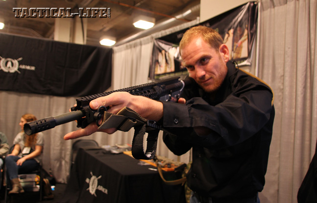 Ares Armor Huskey MK II EWS Sling | Top 15 New AR Accessories for 2014 | VIDEOS | Photo Galleries