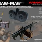 Armatac 5.56mm SAW-MAG | Top 15 New AR Accessories for 2014 | VIDEOS | Photo Galleries