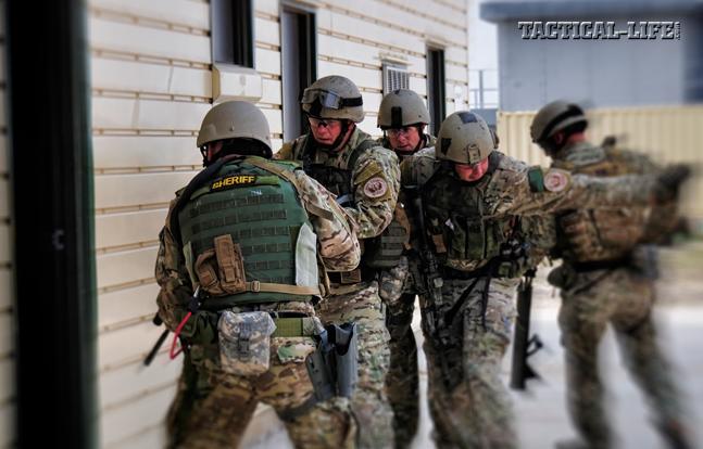 Basic Training: Active-Shooter ALERRT Training