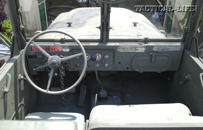 Bug-Out M35 Trucks: Tactical Rides