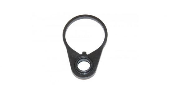 GuntecUSA AR15 Endplate for QD Single Point Sling Adapter